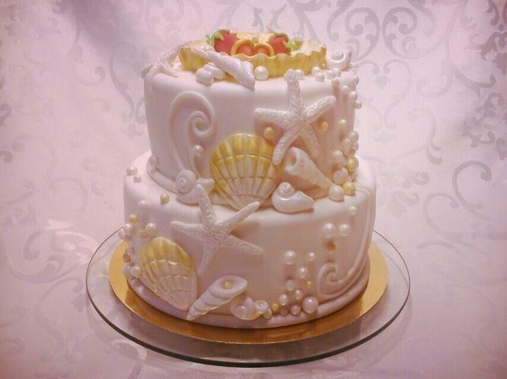 Wedding cake for Endi & Borka..