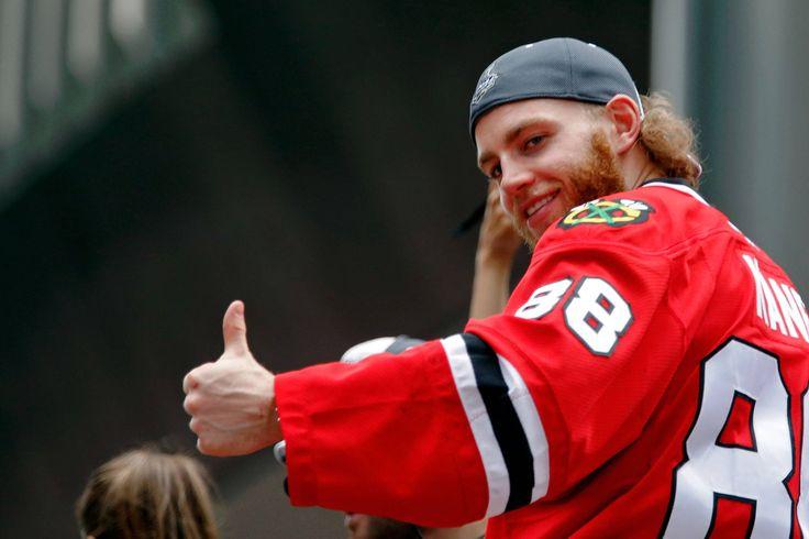 B'more Dan :: Falsity News: BREAKING: Chicago Blackhawks Have Released Patrick Kane