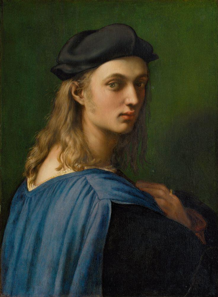 Raffaello, Ritratto di Bindo Altoviti, 1515, olio su tavola, National Gallery of Art di Washington