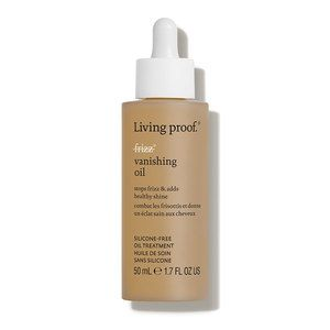 Say goodbye to frizz with Living Proof's No Frizz Vanishing Oil. This fast-absorbing oil provides frizz protection and hydrates for smooth, shiny and healthier-looking hair. Powered by the patented Healthy Hair Molecule and a 5-oil blend, they create a barrier that weightlessly blocks humidity, hydrates and smooths dry hair without leaving it greasy. Key Ingredients: Healthy Hair Molecule: weightlessly blocks humidity and smoothes down dry hair while keeping it cleaner for longer 5-Oil… Living Proof, Key Ingredient, Dry Hair, Hair Oil, Healthy Hair, Keep It Cleaner, Hair Inspiration, Natural Hair Styles, Free