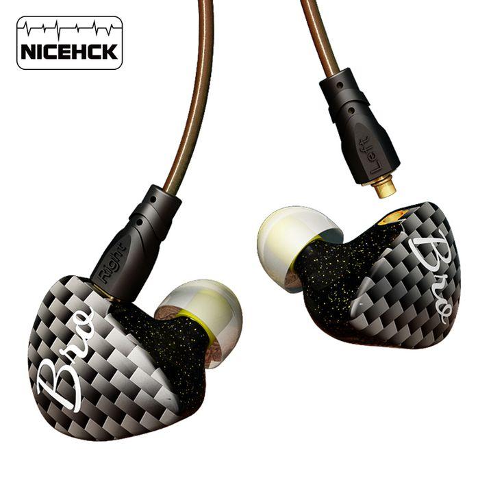 2017最新nicehck仲間で耳イヤホン1DD + 1BAハイブリッドイヤホンmmcxイヤホンハイファイdjランニングスポーツイヤホンヘッドセットインナーイヤー型