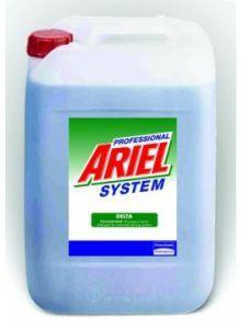 Ariel Professional este un detergent concentrat ce indeparteaza cele mai dificile pete, la temperaturi scazute.