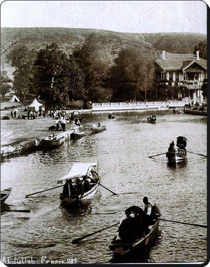 Kağıthane - 1890 lar