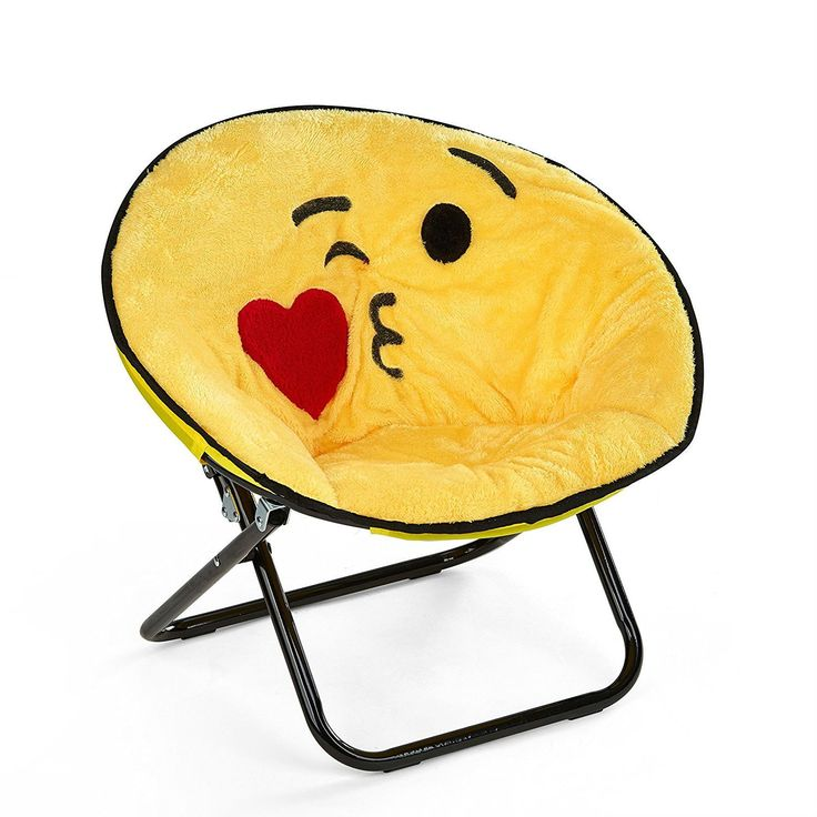 Chair Children Kiss
