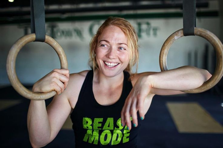 Ruth Anderson Horrell: Getting Ready for the Games. #CrossFIt
