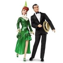 Barbie I Love Lucy Cuban Pete Lucy and Ricky Dolls Gift Set FREE SHIPPING: Shipping 82 95, Books Worth, Lucy Cuban, Large Size, Pete Lucy, Cuban Pete