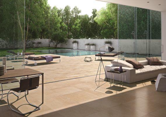 Terrassenplatten  garten- und terrassenplatten in keramik und feinsteinzeug bei ...