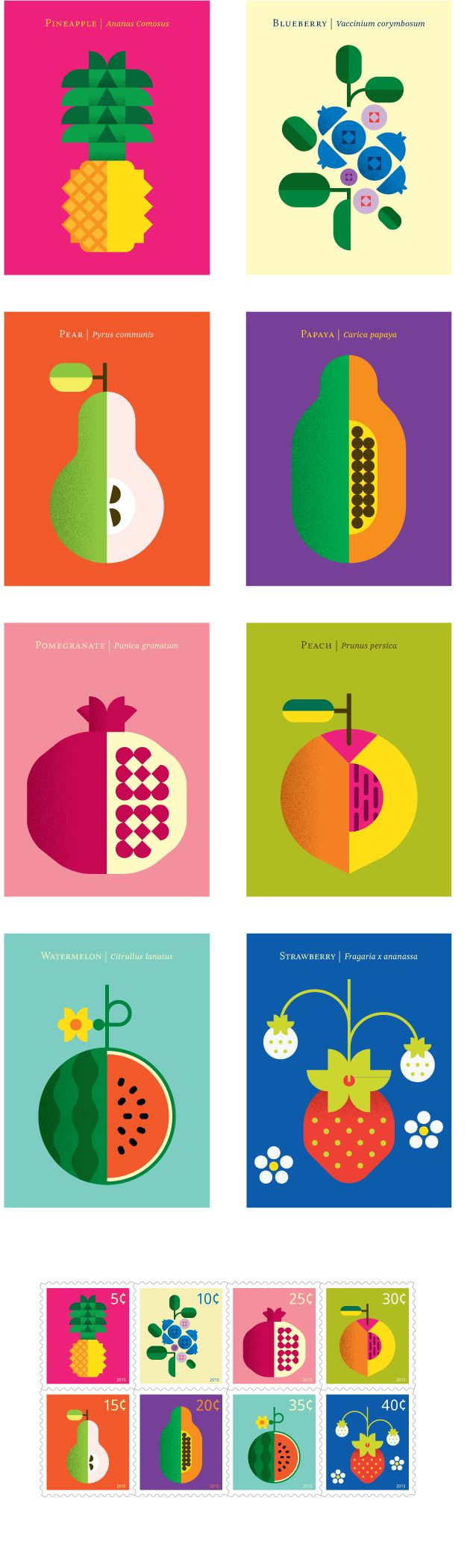 wondrous varieties of fruit -christopher dina-