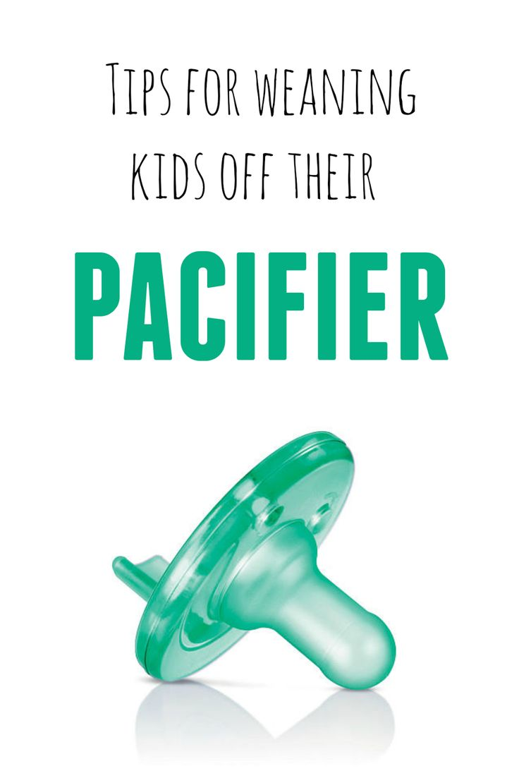 Toddler Approved!: Tips for Weaning Kids off their Pacifier