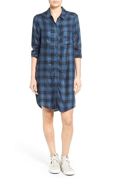 Free shipping and returns on Socialite Plaid Shirtdress at Nordstrom.com. Rustic plaid and a comfy, oversized fit define a versatile shirtdress designed with a laid-back, throw-on-and-go attitude.