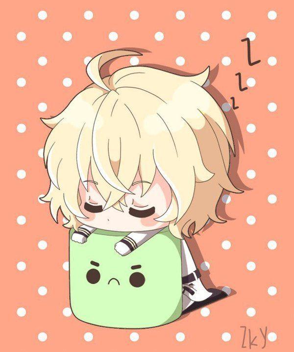 Mika - Dreaming of Yuu | Owari no Seraph / Seraph of the End #anime (Mikaela Hyakuya)