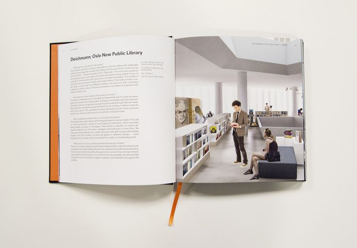 Some #pages from #our #book - New library in Oslo, #ongoing #project #Deichmann