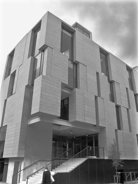 Trinity long Room Hub, Fellows square, TCD by swingking85, via Flickr