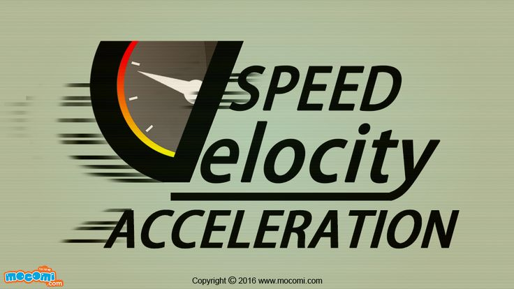 difference between velocity and acceleration pdf