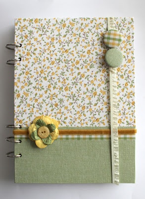 BLOG DE BASICCREA. Altered notebook.  Notebook. Cuaderno decorado. Libro alterado. Book.