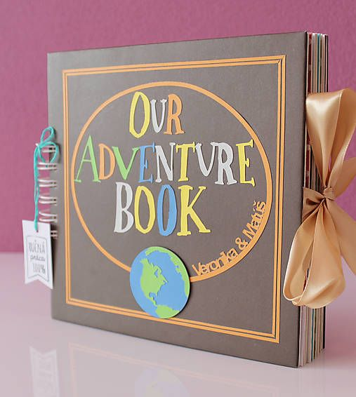 kavabb / Our adventure book 20x20