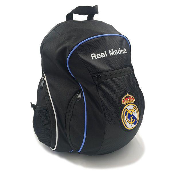 Real Madrid Team Backpack - Black - $34.99
