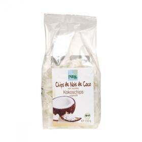 Pural - Chips noix de coco bio