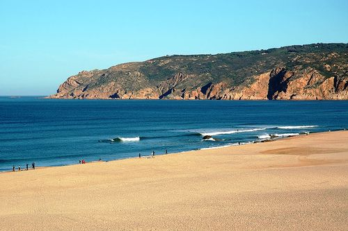 The world famous beaches of Portugal!