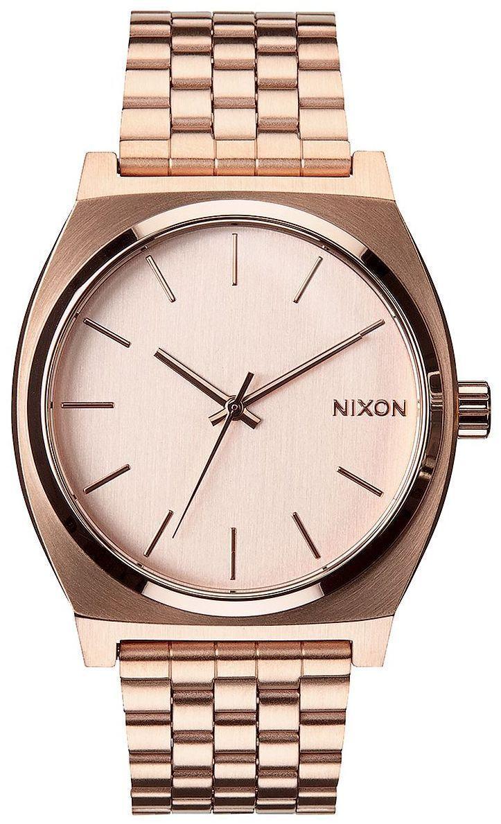 4cf6e9d6eec Nixon Time Teller All Rose Gold A045-897-00 Mens Watch Singapore in ...