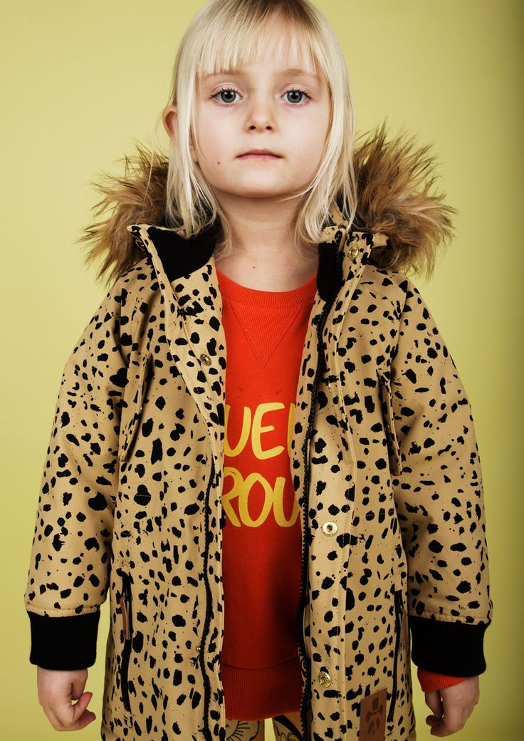 Mini rodini jacka leopard