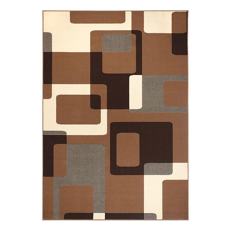 Teppich Retro   Braun/Beige   160 X 230 Cm, Hanse Home Collection Jetzt