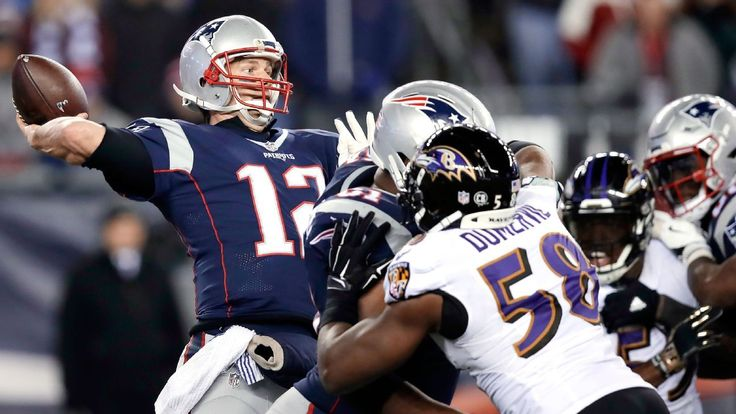 Most QBs struggle throwing deep versus Ravens -- but not Tom Brady - Stats & Info- ESPN