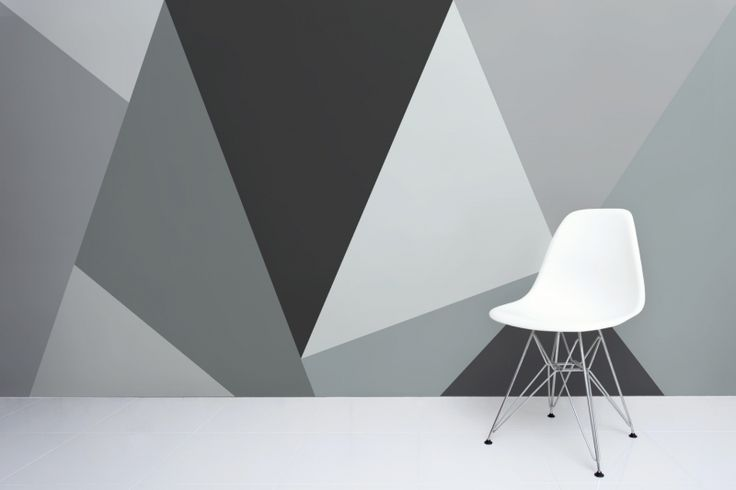 Convex Wall Mural
