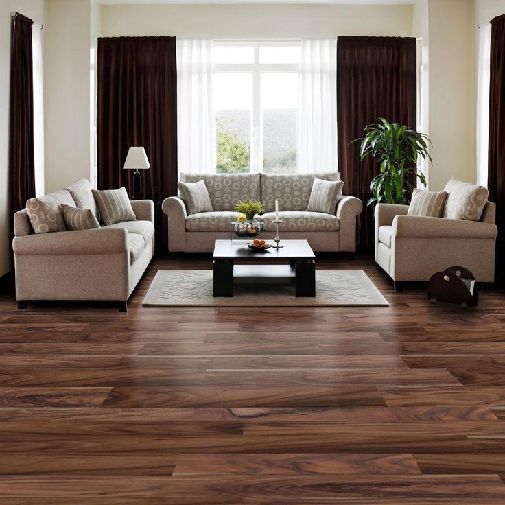 Home Legend Hand Scraped Natural Acacia 3 8 in  T x 5 in  W x Varying  Length Click Lock Exotic Hardwood Flooring  26 25 sq ft case Best 25  Acacia flooring ideas on Pinterest   Acacia hardwood  . Hardwood Flooring Ideas Living Room. Home Design Ideas