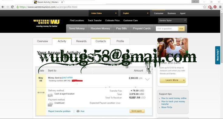 http://WWW.WUBUGZ.NET  HACKED PAYPAL transfers,WESTERN UNION transfers,BANK TRANSFER,MONEYGRAM TRANSFER/LOGINS,CCTOP