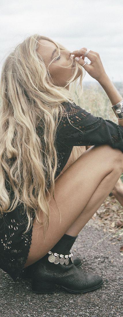 .BOHO...Boho chic bohemian boho style hippy hippie chic bohème vibe gypsy fashion indie folk .