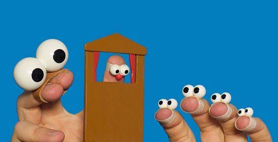 Finger theater