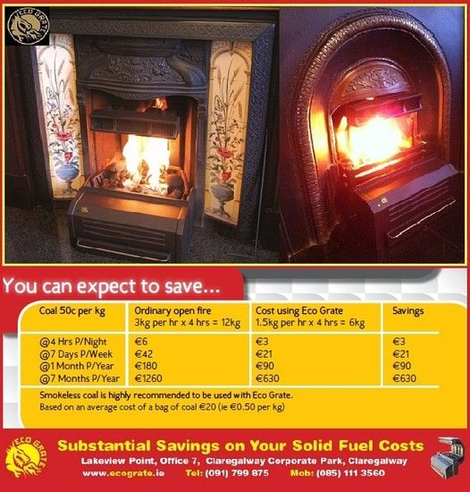 Reduce solid fuel cost and CO2 emission by installing #EcoGrate. Read more  through the link ...