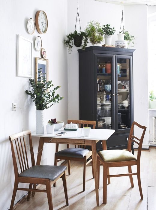 25 best ideas about small dining tables on pinterest. Black Bedroom Furniture Sets. Home Design Ideas