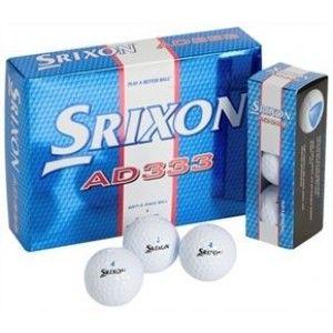 Srixon AD333 golfbal. Opruiming!