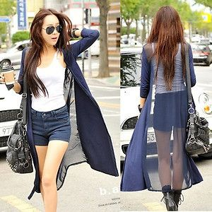 22 best long cardigan images on Pinterest | Clothes, Long cardigan ...