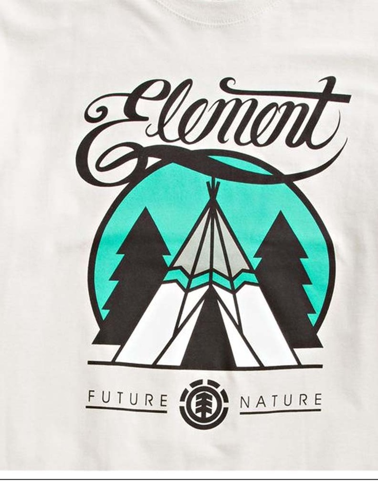 Nice Graphic tee from Element.