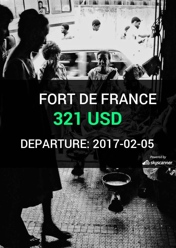 Flight from Chicago to Fort De France by Avia #travel #ticket #flight #deals   BOOK NOW >>>