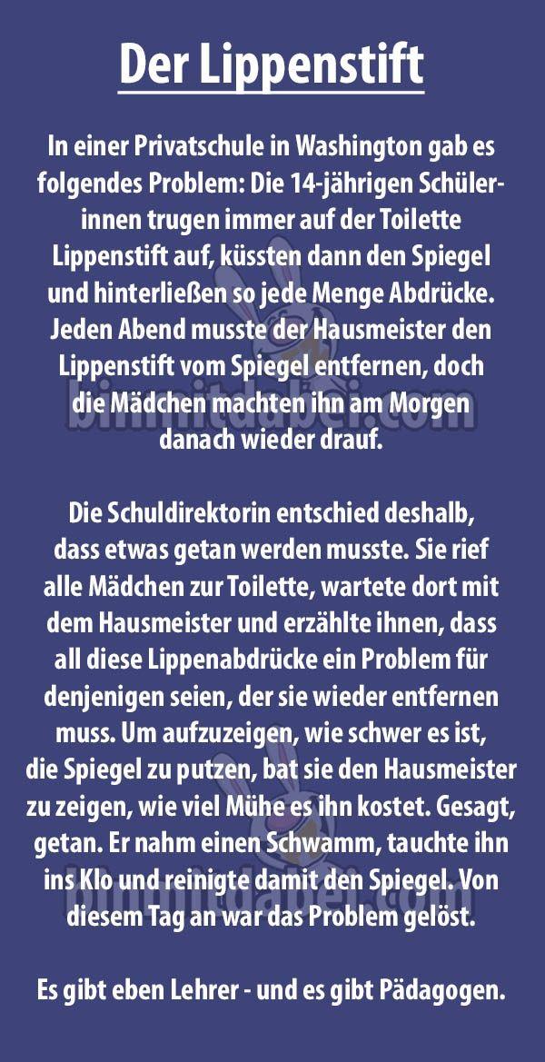# lehrer vs. pädagogen