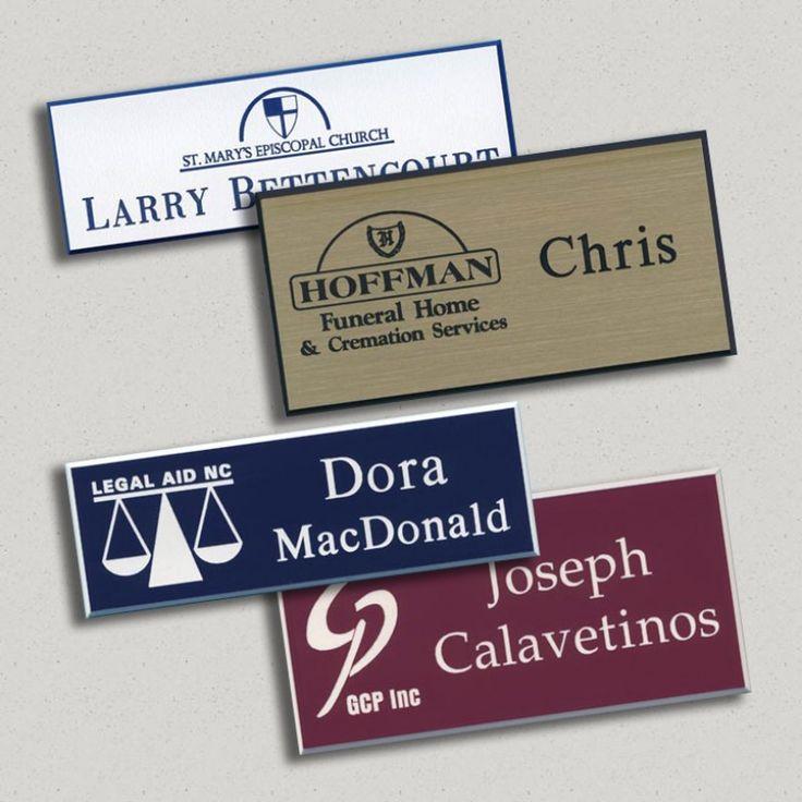Name Tags, Name Badges - xavuu.com
