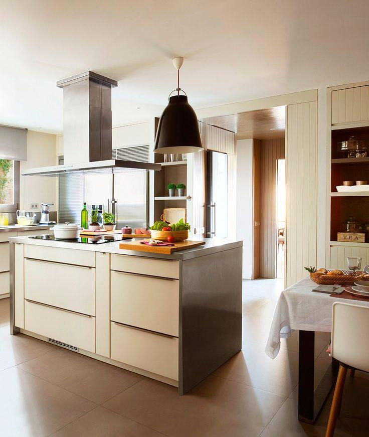Mejores 95 imágenes de cocinas en Pinterest | Cocinas, Ideas para ...