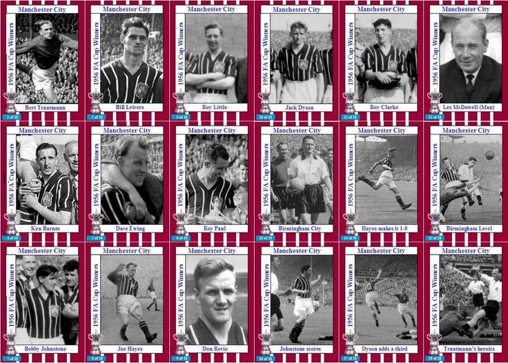 Football - Man City - nikolaitradingcards