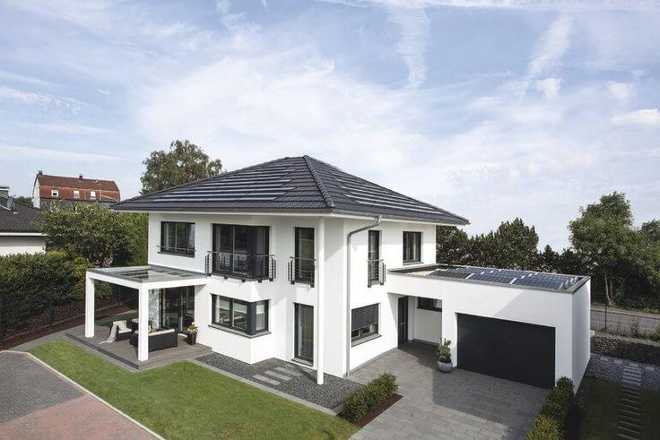 Die besten 25 zeltdach ideen auf pinterest dachzelt for Stadtvilla zweifamilienhaus