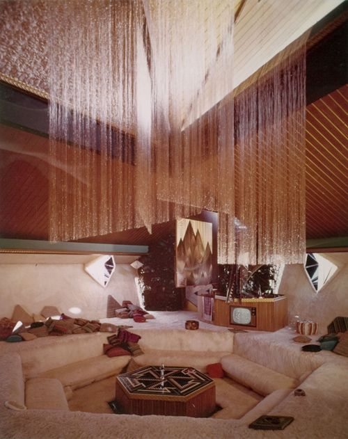 62 best interior/SPACE AGE images on Pinterest | Space age ...