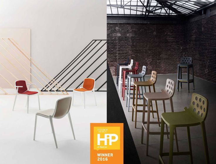 Stool And ISIDORA Chair Design FavarettoPartners Has Been Awarded With The Outdoor Product Award From Interior Magazine Session HIP Awards