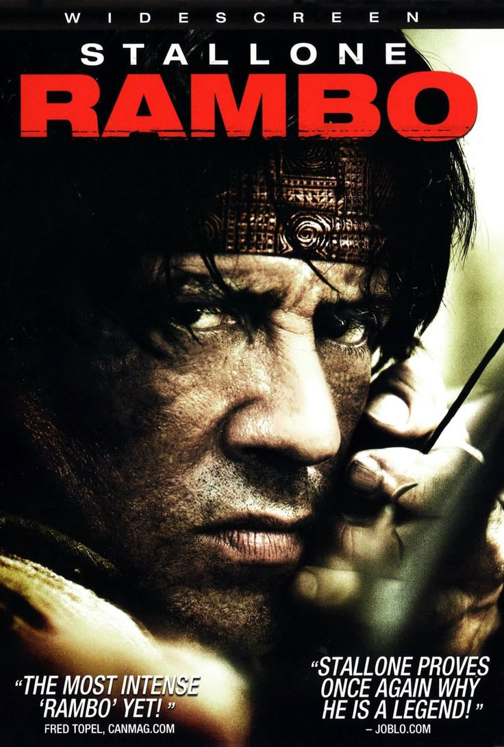 Best in the Rambo series...