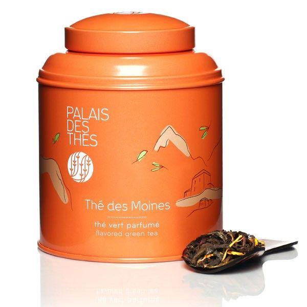 Thé THÉ DES MOINES, vente en ligne - Palais des Thés