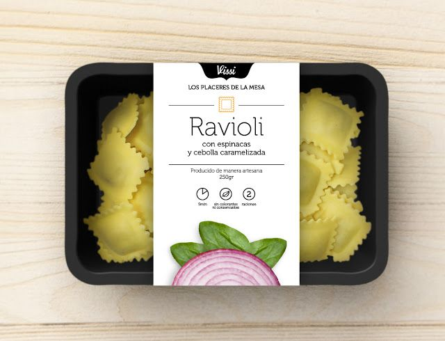 Vissi Pasta (Student Project) on Packaging of the World - Creative Package Design Gallery