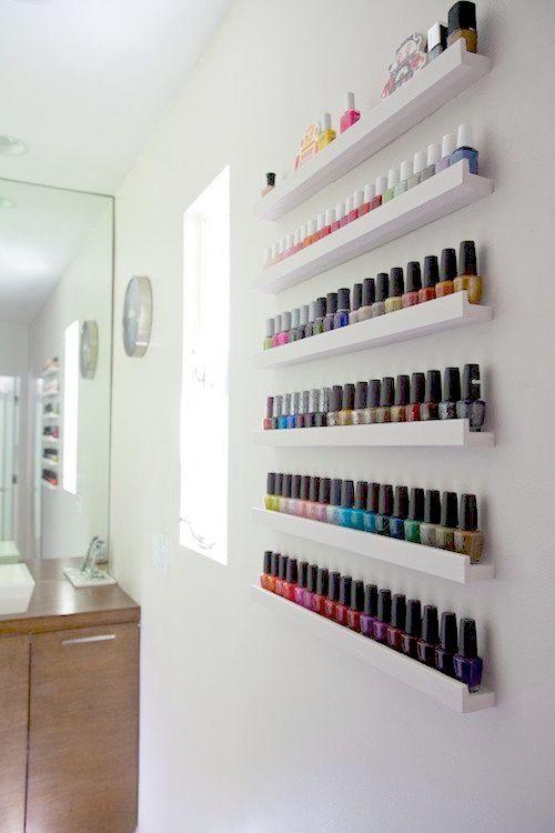 1000 ideas about nagellack aufbewahrung auf pinterest nagellack organisieren nagellack racks. Black Bedroom Furniture Sets. Home Design Ideas