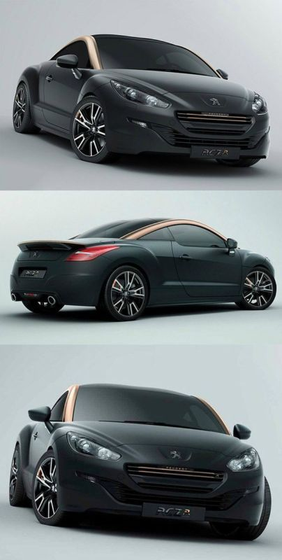 Peugeot RCZ R - Sadly, this bubble roofed beauty won't be on our shopping list of dream cars. Not because it isn't good enough, simply because it is not sold in the United States. Click for more.